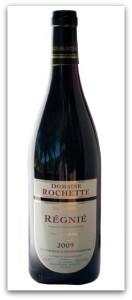 Regnie Beaujolais Wine