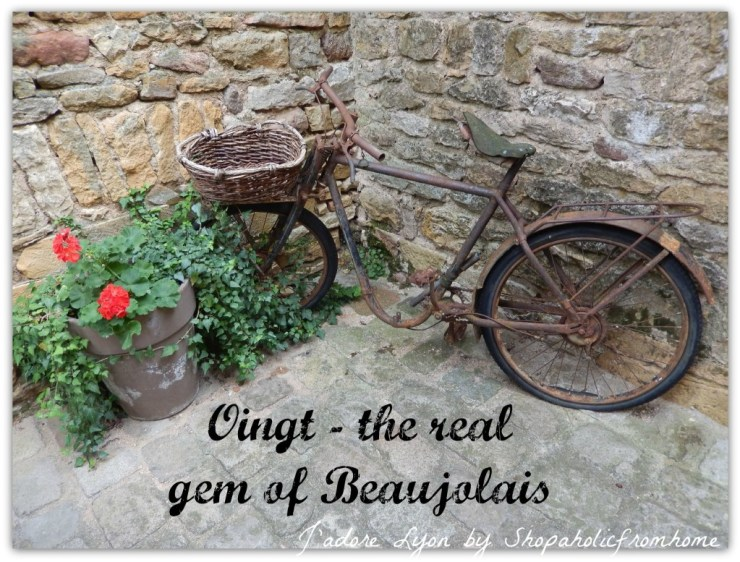 Oignt - The real gem of Beaujolais