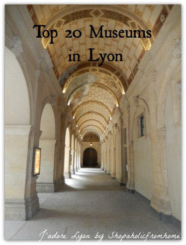 Top 20 Museums in Lyon