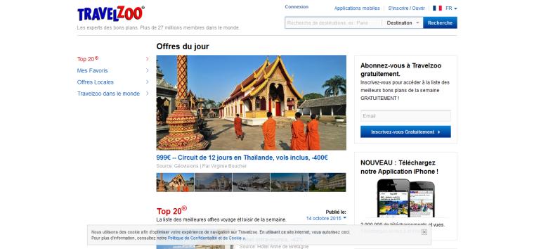 Travelzoo Travel Deals