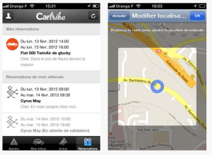 Cartribe Mobile App