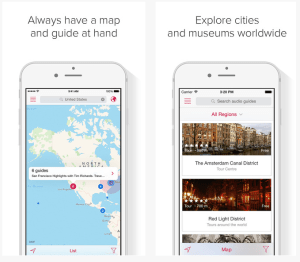 izi TRAVEL Mobile App