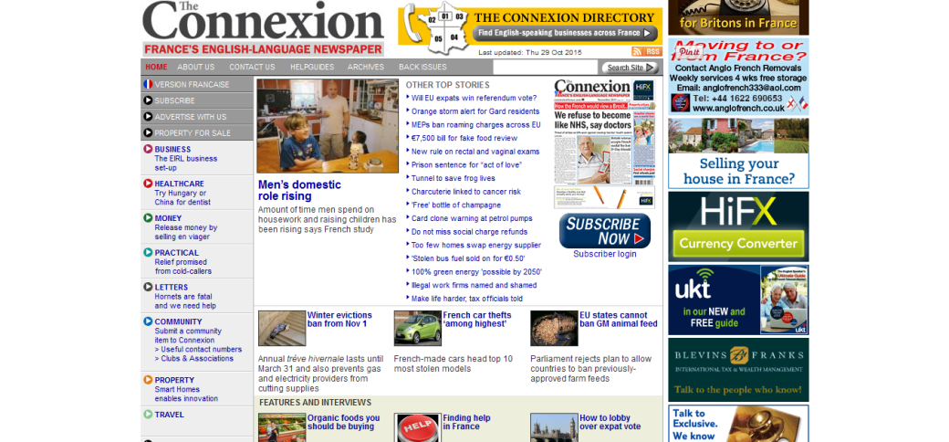 The Connexion - The Newspaper for English-Speakers in France.png