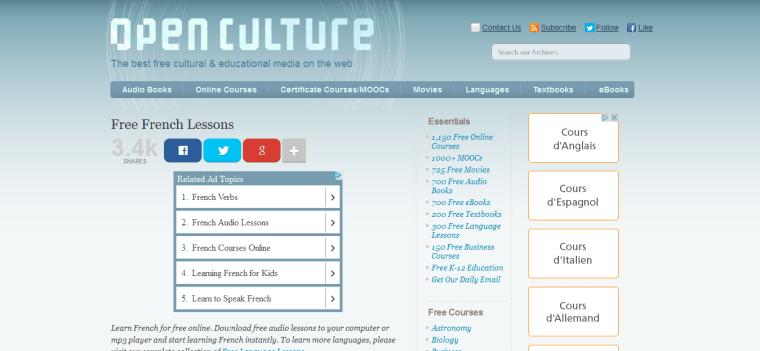 OpenCulture University