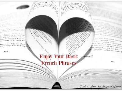 Get your Basic French Phrases List & Book