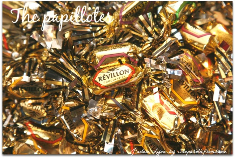 The papillotes