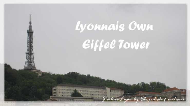 Lyonnais Own Eiffel Tower1