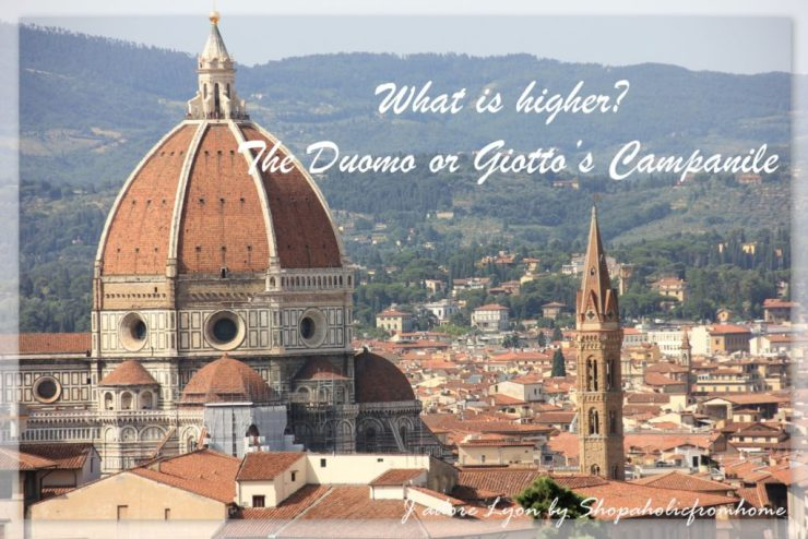 35 Things You Didn't Know About Florence what is higher