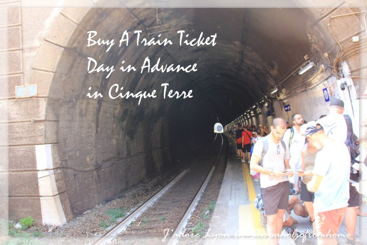 Buy a Ticket in Advance in Cinque Terre - Save