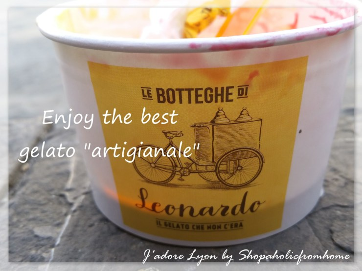 Enjoy the best Italian Ice Cream