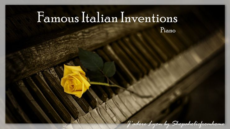 Italian Invention Piano