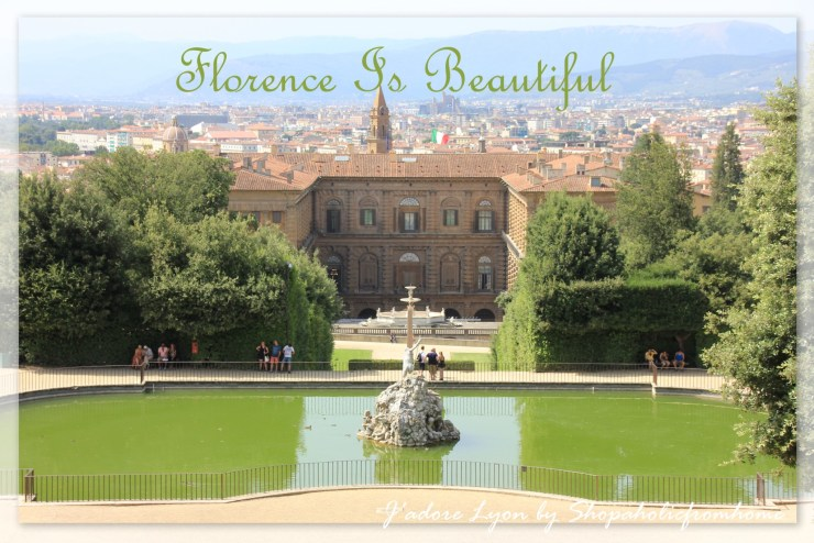 Florence Is Beautiful