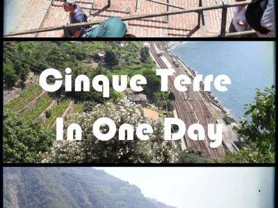 Cinque Terre in One Day - Feature