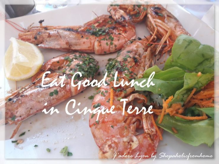 Eat Good Lunch in Cinque Terre