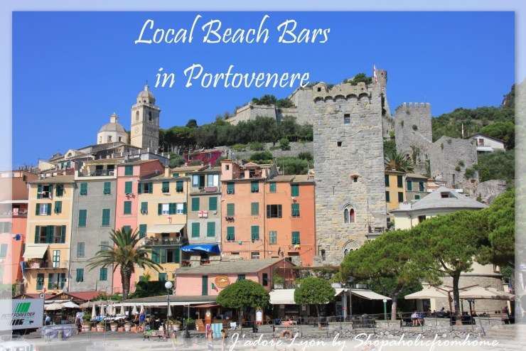 Local Bars in Portovenere