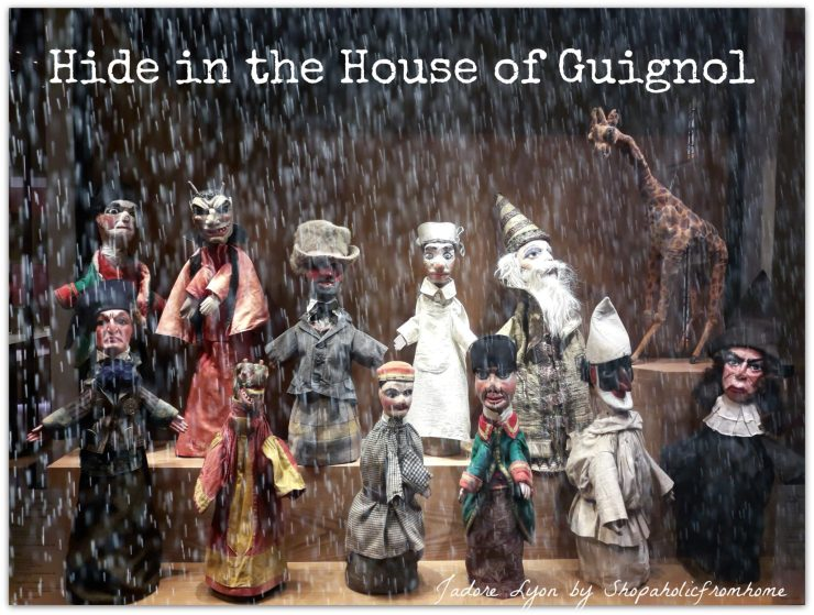 Hide in the House if Guignol