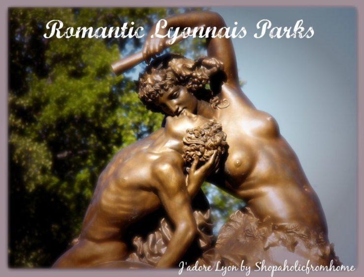 Romantic Lyonnais Parks in Lyon