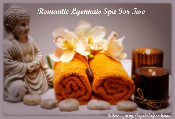 Romantic Lyonnais Spa For Two