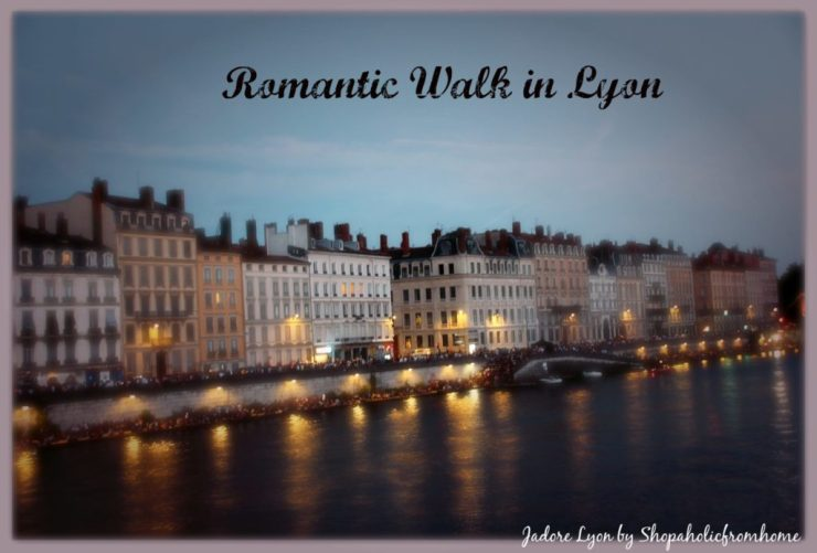 Romantic Walk in Lyon