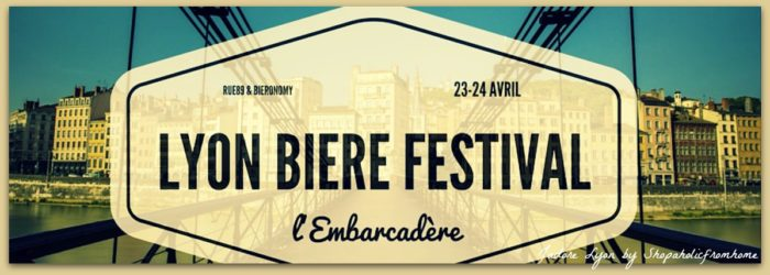Lyon Bier Festival in Lyon