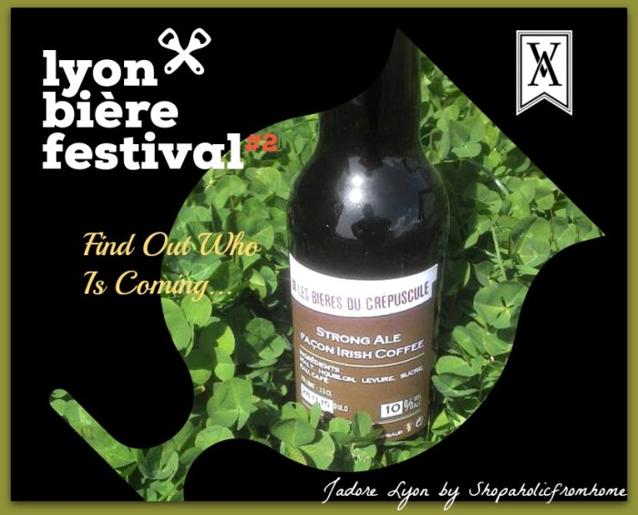 Lyon Beer Festival Who Is Coming