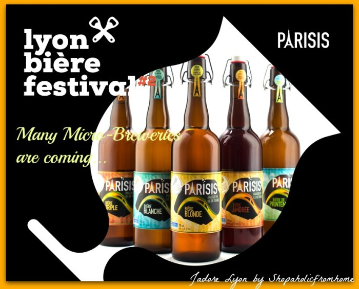 Many MicroBreweries are coming to Lyon