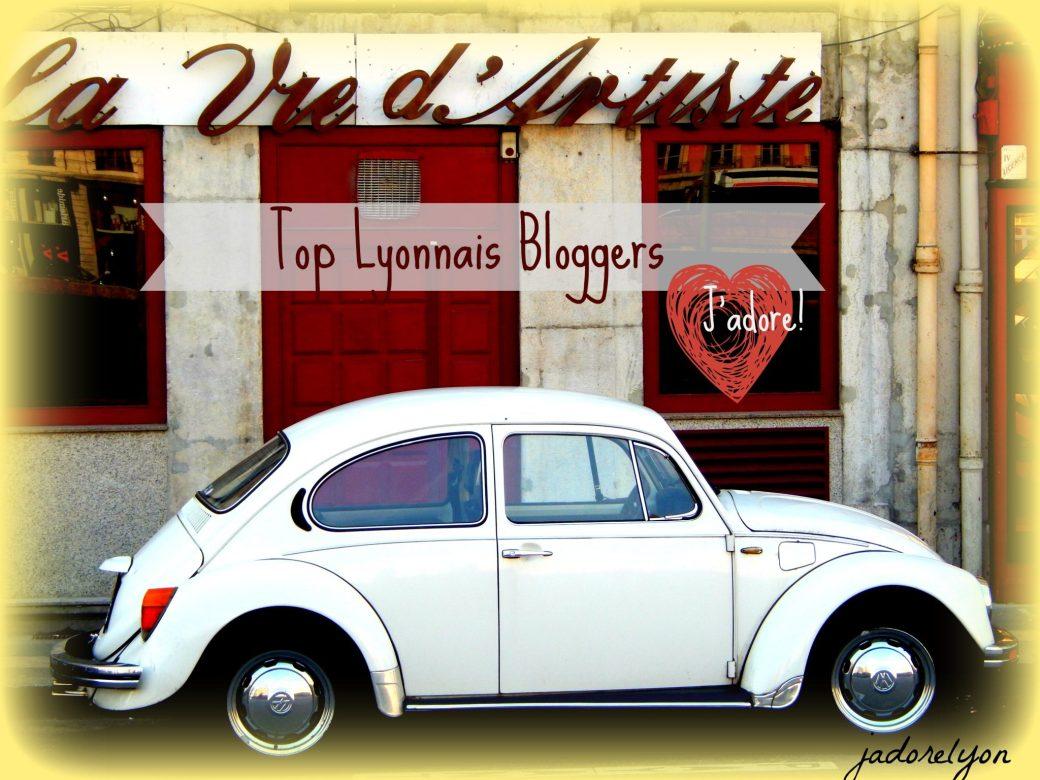 Top Lyonnais Bloggers