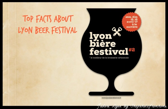 What do you know about Lyon Beer Festival