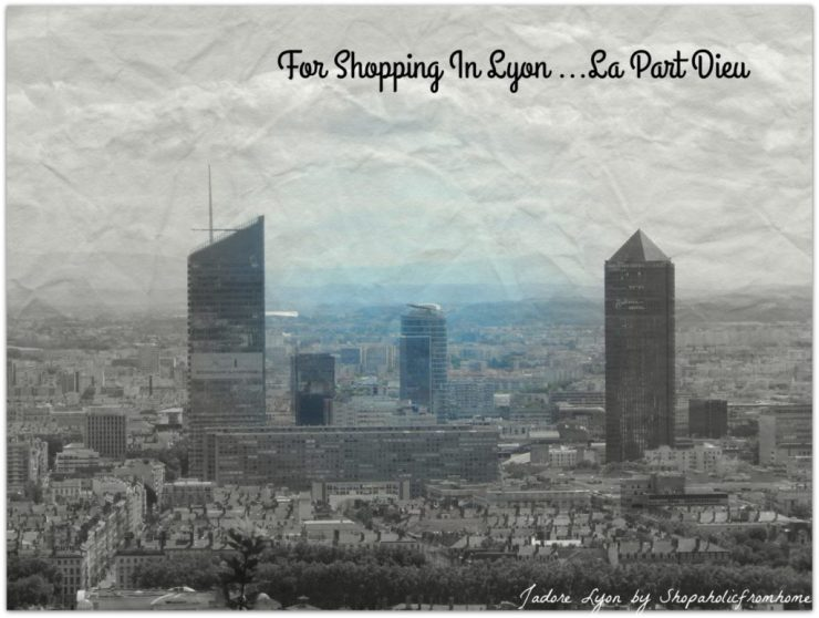 La Part Dieu - Shopping in Lyon