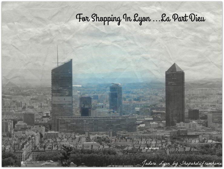 La Part Dieu - Shopping in Lyon
