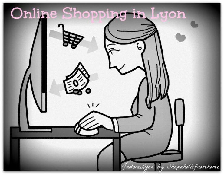 Online Shopping in Lyon