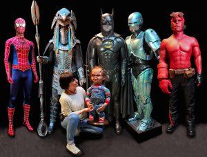 Musée miniature et cinéma new heros