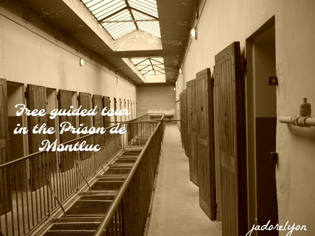 Free guided tour in the Mémorial National de la prison de Montluc.