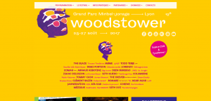 Take part at the 19th edition of Festival Woodstower for all the music fun!
