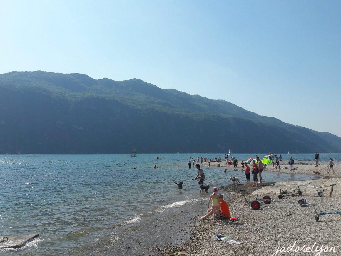 Lac du Bourget Plage