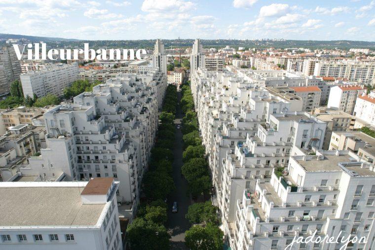 Villeurbanne by LyonCapitale