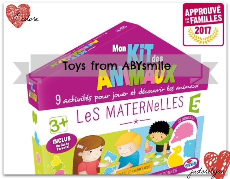 Toys from ABYSmile - Les_Kit_des_Animaus_ABSSMILE