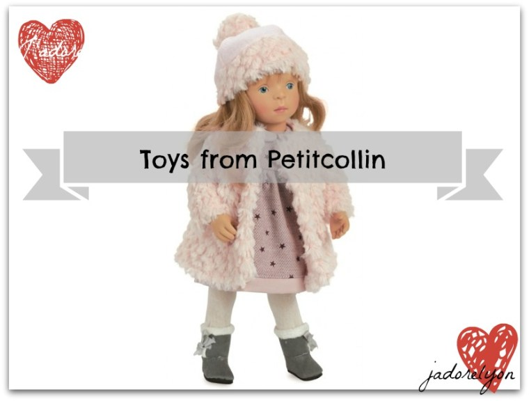 Toys from Pettitcolin doll