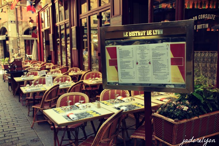 Try out Lyonnais cuisine and heart warming meal in a famous bouchon