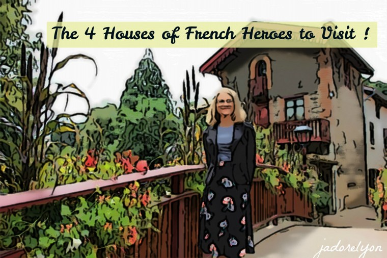 top 4 houses of the French Heroes