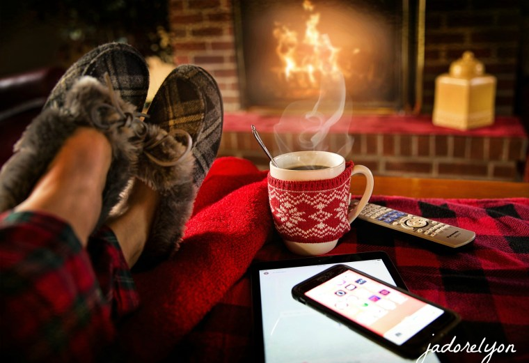Stay cosy at home!