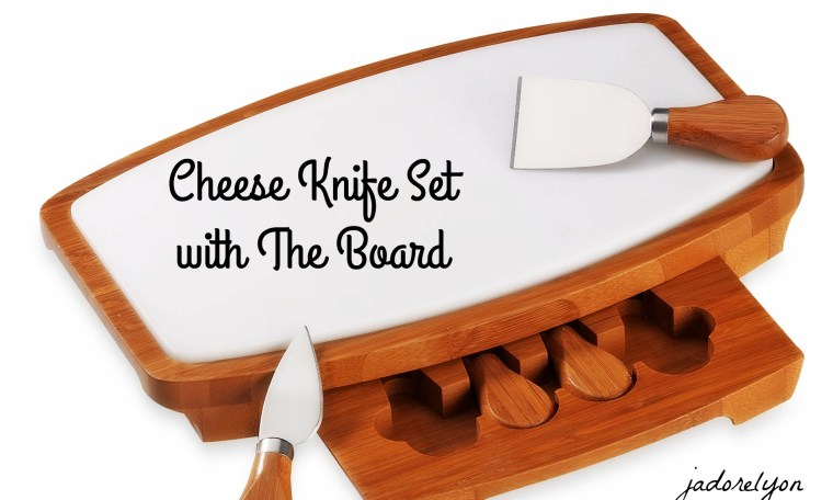 Cheese Knives Set For Blog