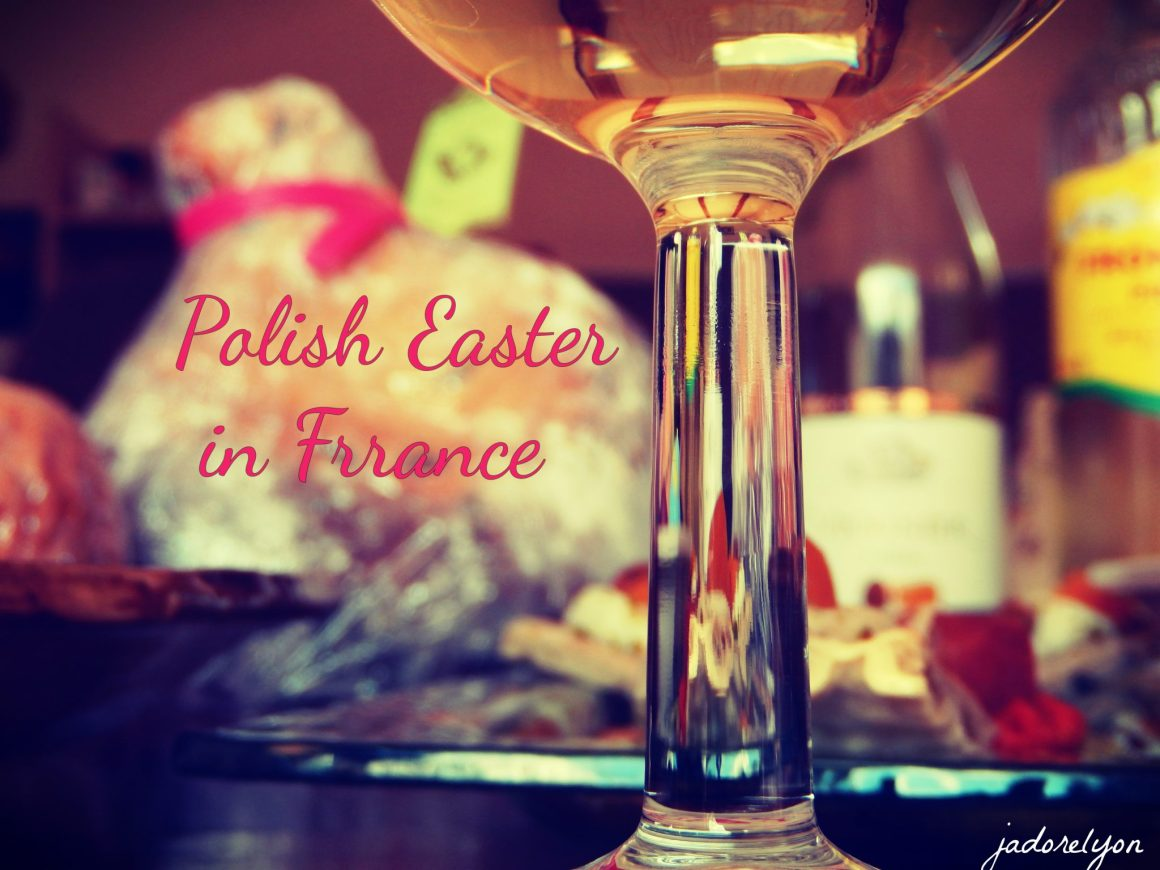 Polish Easter in Lyon, in France