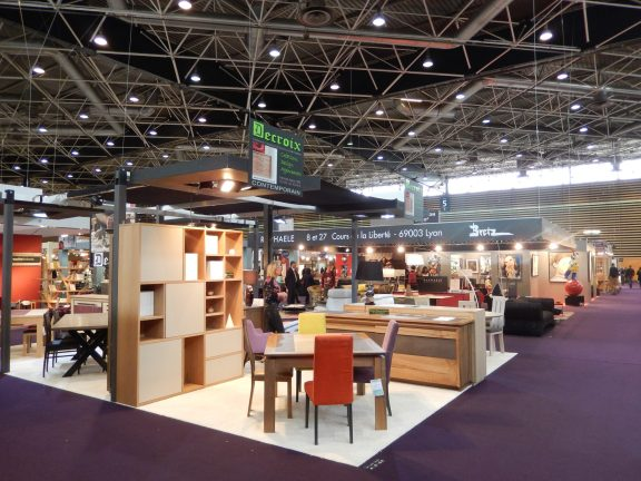 Foire de Lyon - Shopping for home