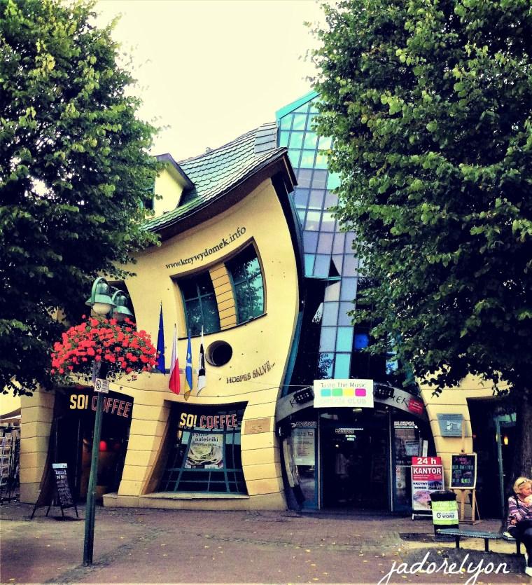 Krzywy Dom in Sopot