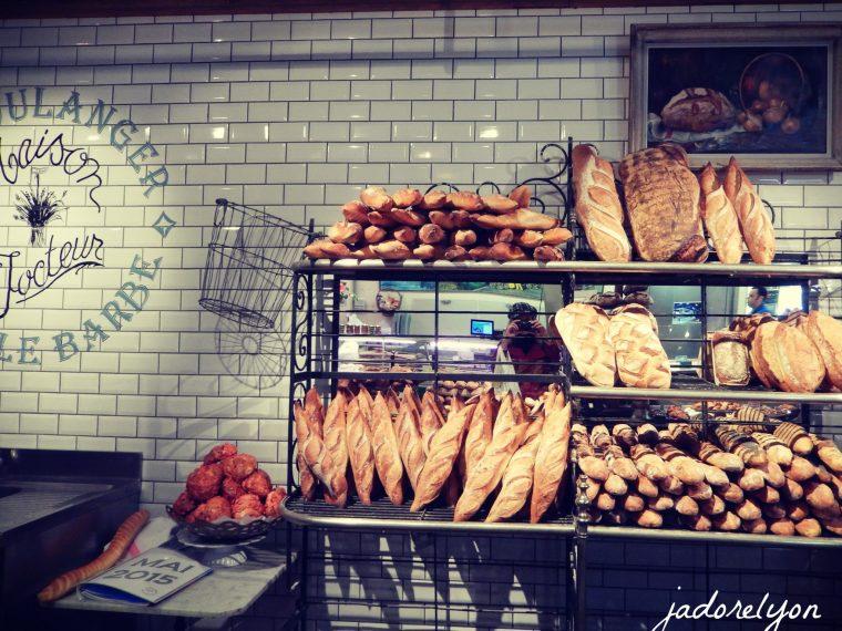 Ile Barbe bakery - the best in Lyon!