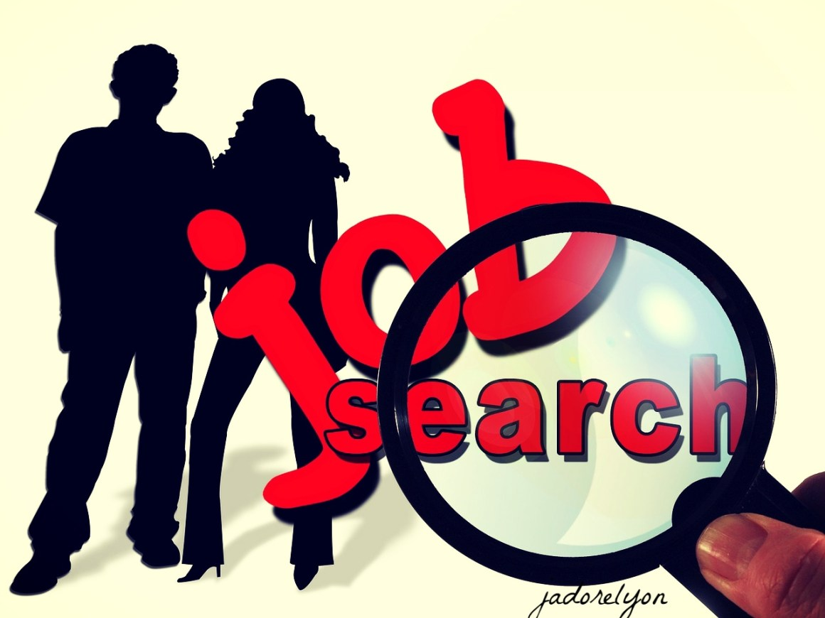 Search for the job properly