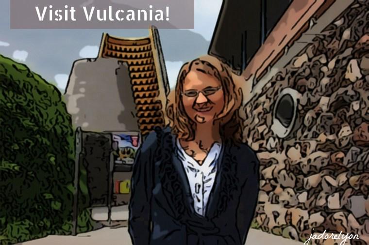 Visit Vulcania