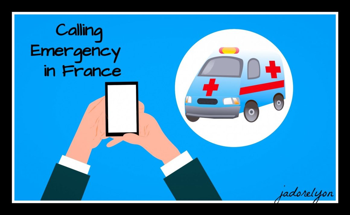 Calling Emergency in France