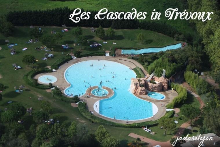 Les Cascades in Trévoux